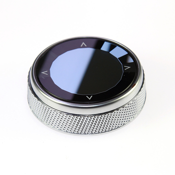 Car Multimedia Button Crystal Knob Cover For BMW 4 Series F32 F33 F36 car accessories