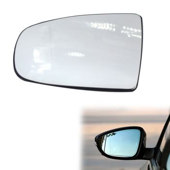 New Right Door Side Heated Mirror Glass 51167174979 51167298157 Replacement for E70 x5 x6 E71 E72 image