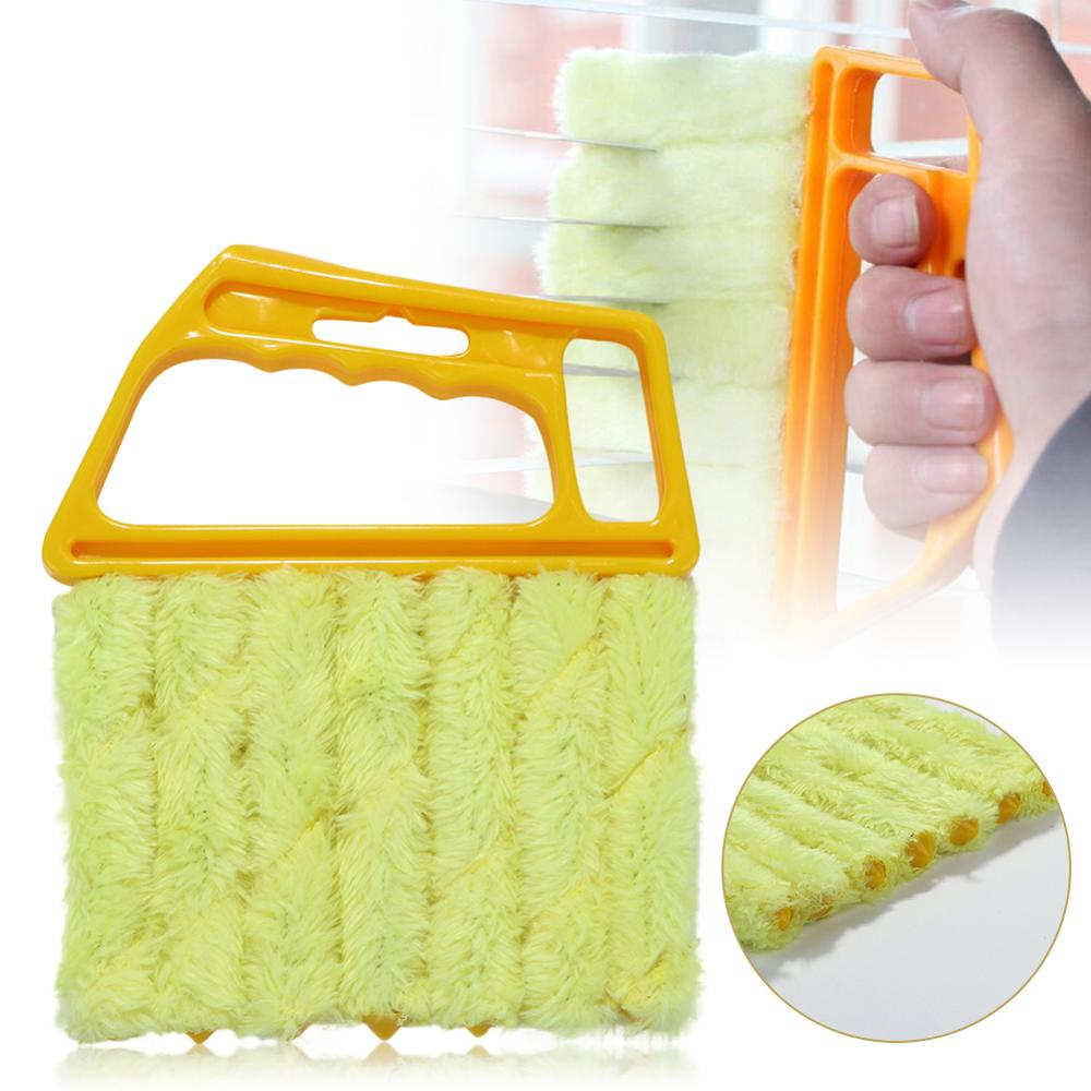 Cotton Window Cleaning Brush Venetian Blind Brushes Air Conditioner Duster Window Cleaner Cleaning Tools