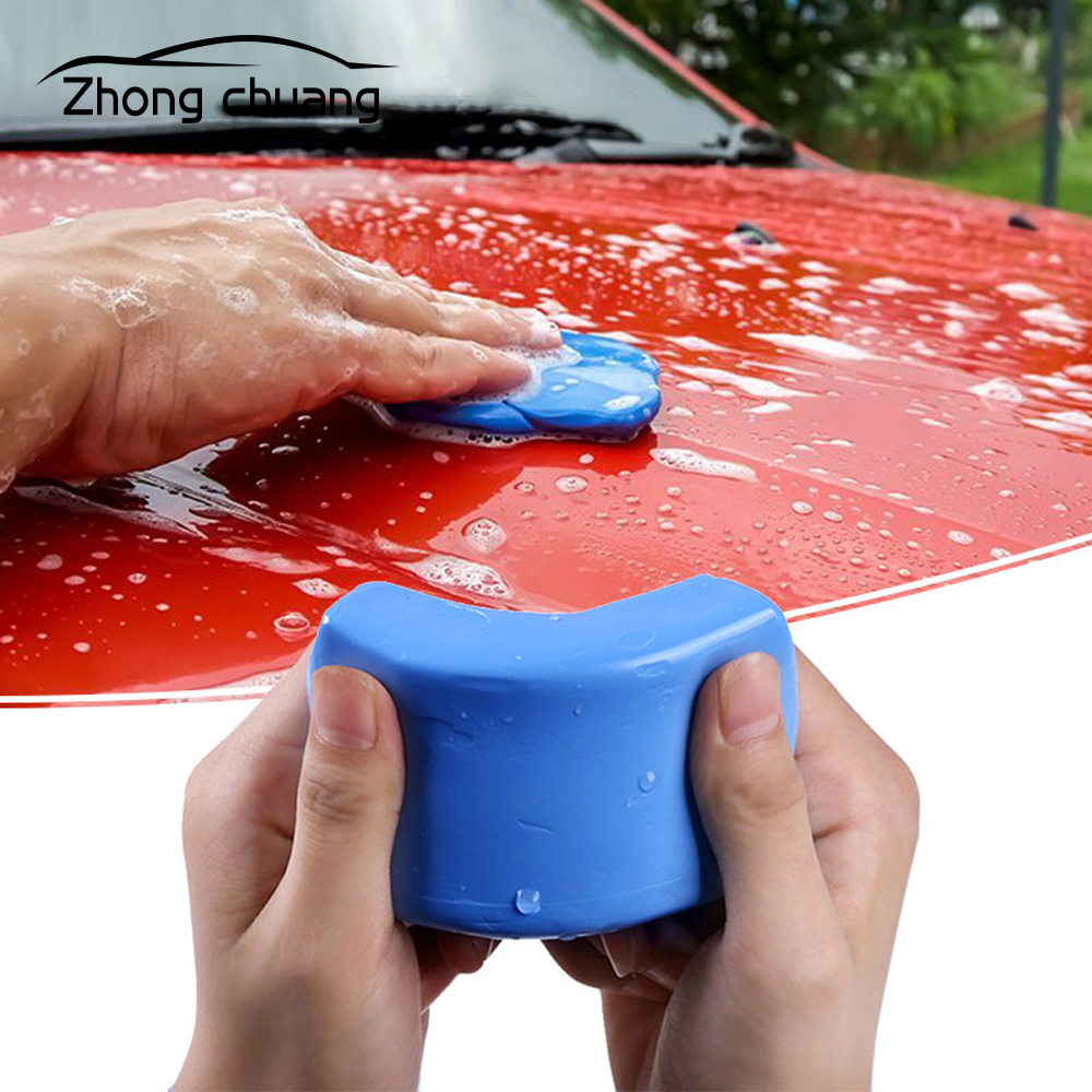 Car Care Car Wash Tool Cleaning Mud For Polishing To Remove Dust Fly Paint Decontamination Beauty Hand-held Cleaning Tool Washin