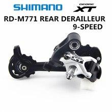 SHIMANO DEORE SLX XT RD M591 M771 M662 9 задний переключатель скорости RD-M591 M592 9 S задний переключатель