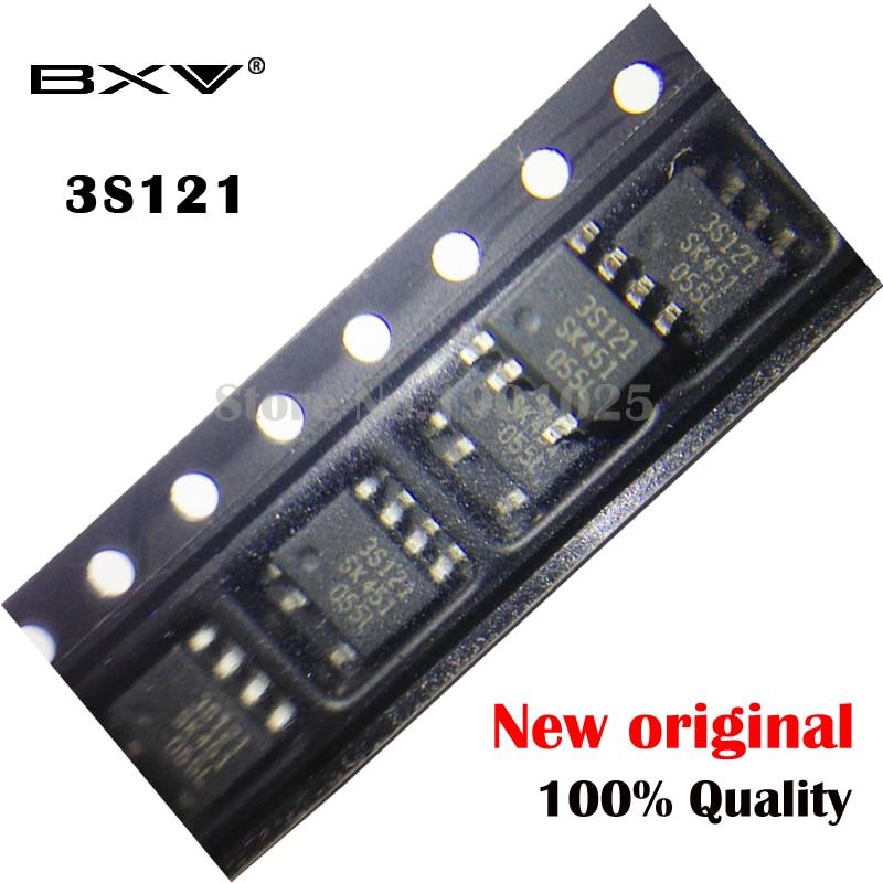 1PCS 100% New 3S121 SSC3S121 Sop-7 Chipset