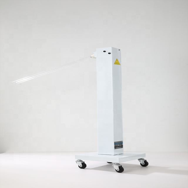 UV Disinfection Vehicle 150w Without Ozone 180 Degree Adjustable Lamp