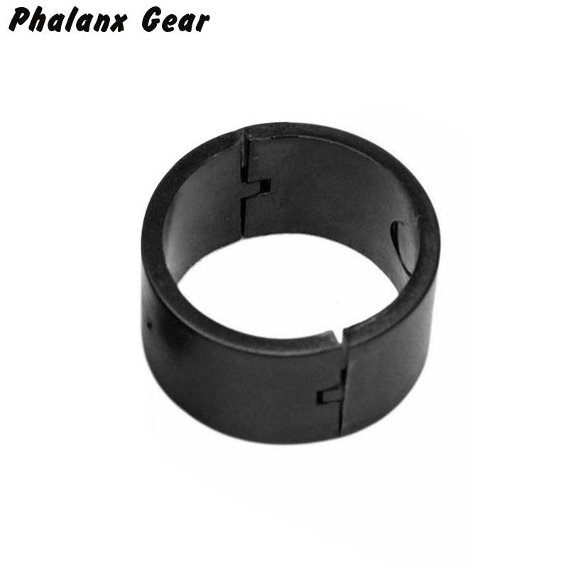 1Pc 25mm Torch Scope Mount Ring Inserts Weaver Picatinny Rail Mount Adapter For 30mm Rifle Air Pressure Rings