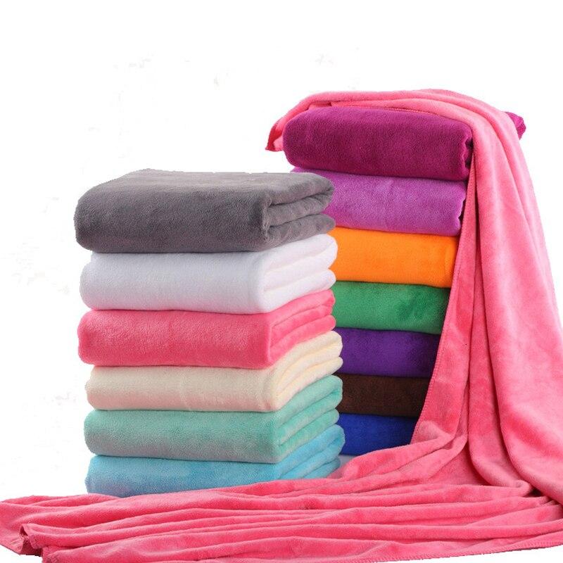 Абсорбирующее полотенце из микрофибры для сушки пляжа, плавания, спорта, банное полотенце, домашний текстиль, уход за мойкой автомобиля, пол...