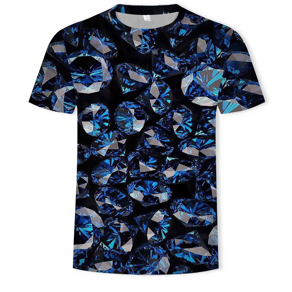 Colorido 2019 dos homens de impressão T-shirt T-shirt engraçado ilusão gráficos em preto e branco O-pescoço pulôver Dos Homens/Mulheres T-shirt 3D hombre