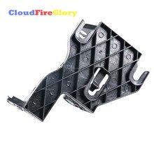 CloudFireGlory Per VolksWagen Je tta Beetle Golf MK6 Sede Skoda Per Audi Carbone Attivo della Scatola Metallica Del Supporto 1K0201827A
