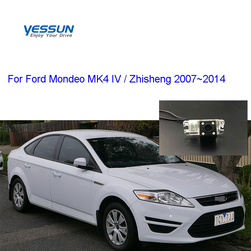 Yessun Backup Rear View Camera For Ford Mondeo MK4 IV/Ford Zhisheng 2007~2014 Ford S-max 2008
