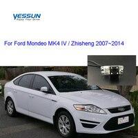 Yesun backup câmera de visão traseira para ford mondeo mk4 iv/ford zhisheng 2007 ford 2014 ford s max 2008|Câmera veicular| |  -