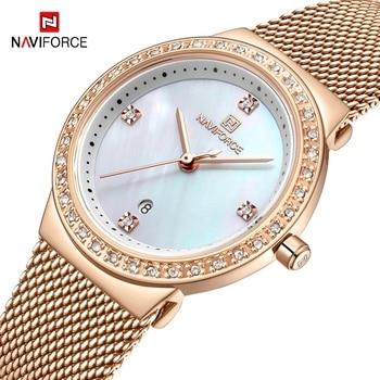NAVIFORCE Luxury Women Watch