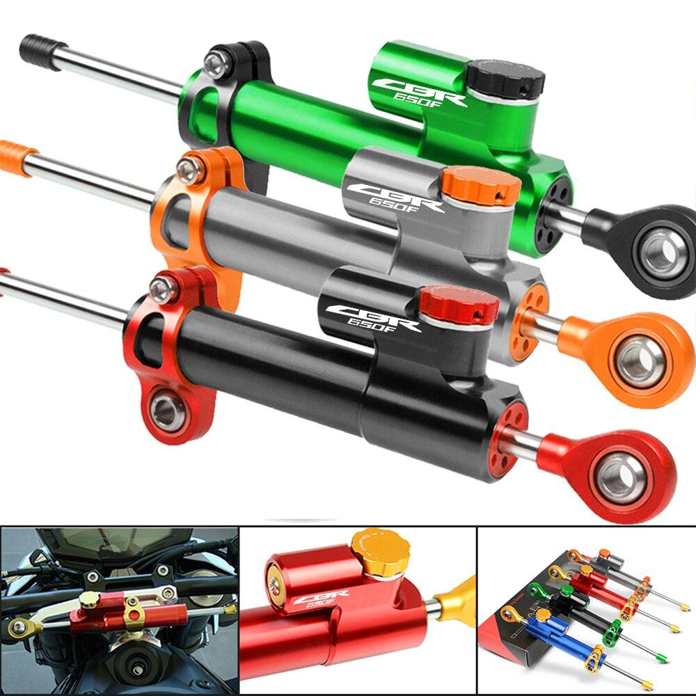 CNC Steering Damper Stabilizer For HONDA CBR 650F 2014-2018 CBR650F 2017 2016