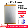 New Original 11000mAh P 10000 battery For Blackview P10000 Pro Batteries Bateria With Gift Tools