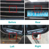 ZIQIAO HD Car Reverse Parking Camera Night Vision 360     Rotating Side View Rear View Front View Camera HS019 discount