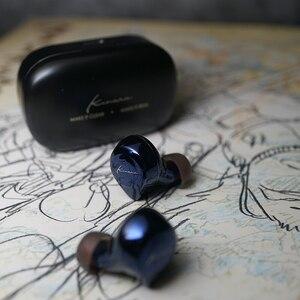 Image 5 - KINERA YH623 Mini Bluetooth 5.0 w uchu Monitor słuchawki TWS bezprzewodowy HIFI redukcja szumów słuchawka basowa gra sportowa IEM z mikrofonem