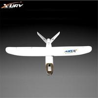X uav Mini Talon EPO 6CH 1300mm Wingspan V tail FPV Rc Model Airplane Aircraft Kit