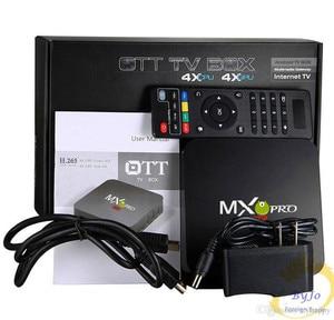 Image 5 - MX Pro decodificador de TV 4K, Amlogic S905W, Quad Core, 1G, 8G O 2G, 16G, Android 9,0, Ultra 4K, reproductor multimedia de TV inteligente en 4K