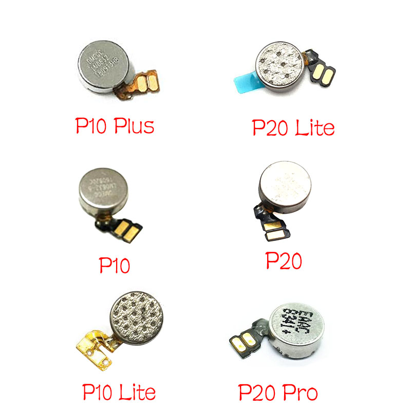 Vibrator Module Ribbon Flex Cable Motor Vibration For Huawei P8 P9 P10 P20 P30 Lite / P9 P10 Plus / P30 Pro Replacement Parts