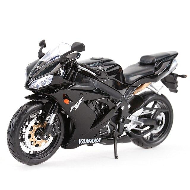 Maisto 1:12 ימאהה YZF R1 למות יצוק כלי רכב אספנות תחביבים צעצועי דגם אופנוע