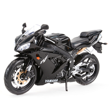 Maisto 1:12 Yamaha YZF R1 Die Cast Vehicles Collectible Hobbies Motorcycle Model Toys