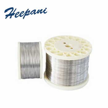 1KG Cr20Ni80 Nickel chrome resistance alloy wire 0.1mm -3mm heating resistance silk nicr8020 for 1200 centigrade max temperature