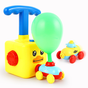 Air Pressure Diy Set Car Toy Technology Science Physics Experiment for Kid Child up to EarlyEducate Game Experience Production