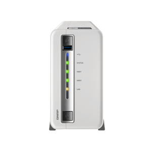 Image 1 - QNAP TS 212P3 , four core dual disk  NAS, network storage server, home private cloud server QNAP TS 212P3 nas