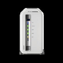 Qnap TS 212P3, Vier Core Dual Schijf Nas, Netwerk Storage Server, thuis Private Cloud Server Qnap TS 212P3 Nas