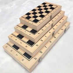 Grande xadrez & damas & gamão 3 em 1 jogo de aprendizagem de xadrez jogos de viagem ao ar livre sem magnético