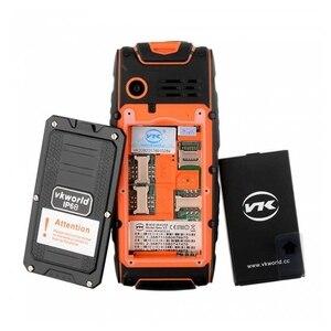 "Image 3 - Original Vkworld Stone V3 IP67 Waterproof Mobile Phone 2.4"" Shockproof Dustproof Power Bank Outdoor 3000mAh Rugged Cell Phone"