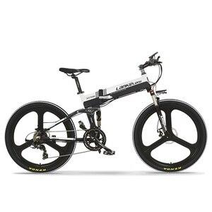 Горный велосипед Производитель Lankeleisi складной XT750-S 26 дюймов для е-байка 400 Вт Электрический горный велосипед Ele