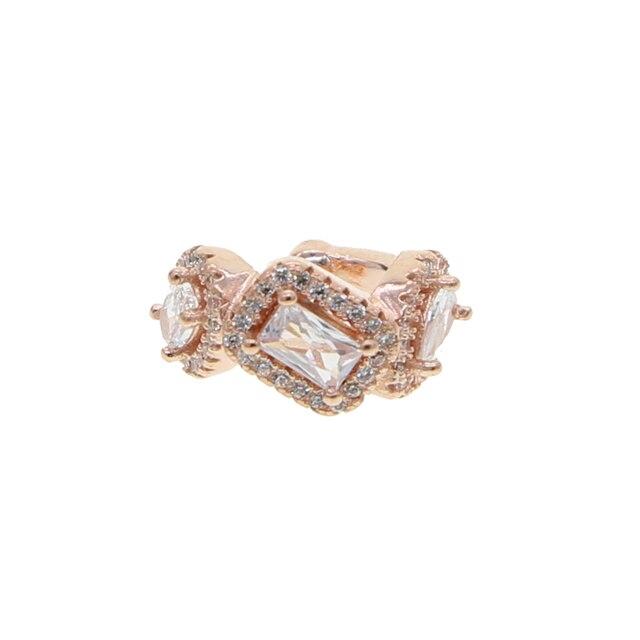 Geometrische Cz Clip Op Oorbel 5A Zirconia Vonken Bling Diverse Vormige Cz Nee Piercing Oor Manchet Voor Vrouwen 1 stuk