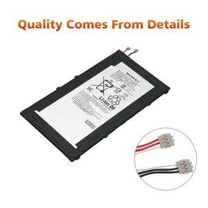 Image 4 - SONY Original LIS1569ERPC Phone Battery 4500mAh For Sony Xperia Tablet Z3 Compact SGP611 SGP612 SGP621 Replacement Batteria