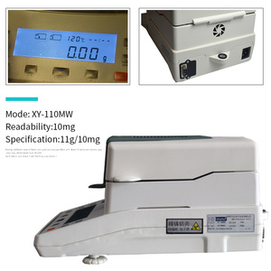 Image 5 - Halogen Rapid Moisture Analyzer Halogen Moisture Meter