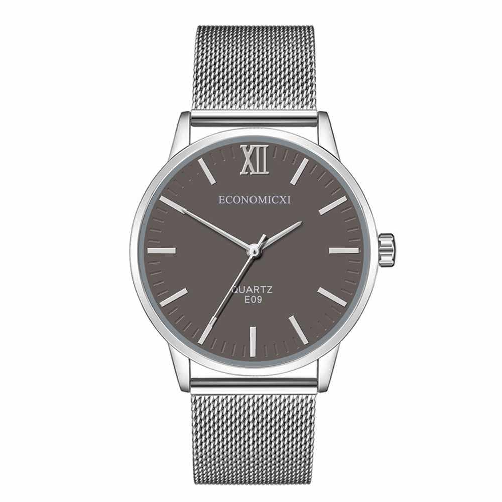 2020 New Black Quartz Clock LIGE Mens Watches Top Brand Luxury Watch For Men Simple All Steel Business Wrist Watch Reloj Hombre