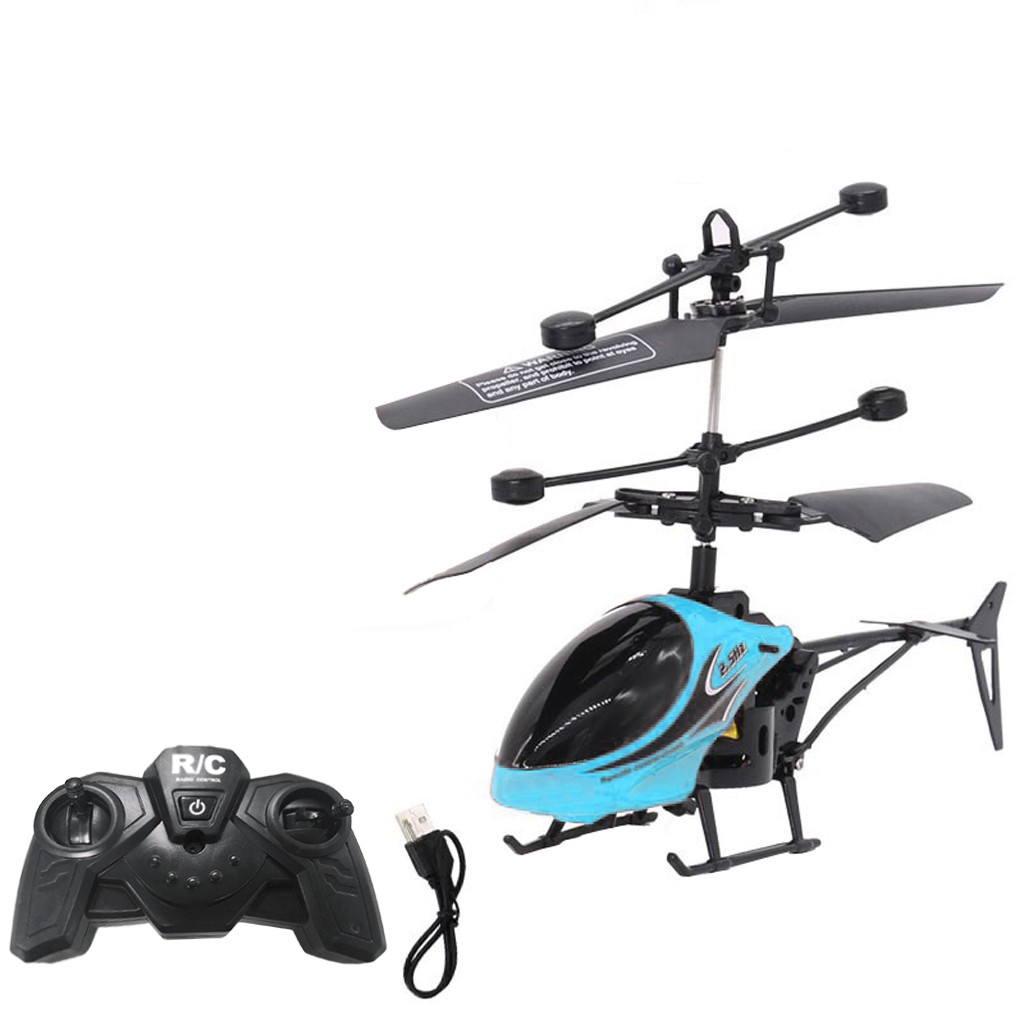 HIINST Remote Sensing Helicopter Mini RC Infrared Induction Remote Control Toy 2CH Gyro Helicopter RC Drone Induction Toy L109