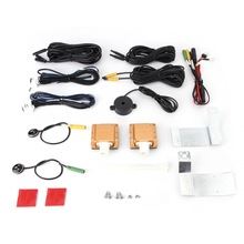 Monitoring-System-Kit Parking-Sensor Blind-Spot-Detection Automobiles Universal Car 12V