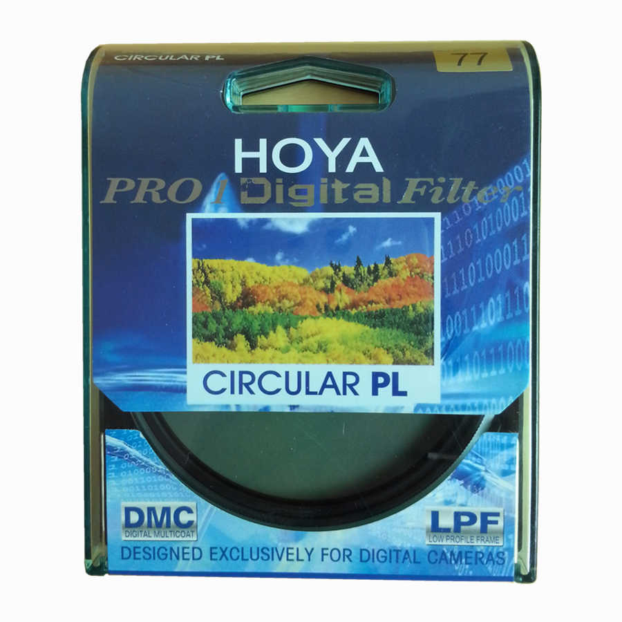 HOYA PRO1 Digital CPL 49 52 55 58 62 67 72 77 82 mm Polarizing Polarizer FILTER Pro 1 DMC CIR-PL Multicoat สำหรับเลนส์กล้อง