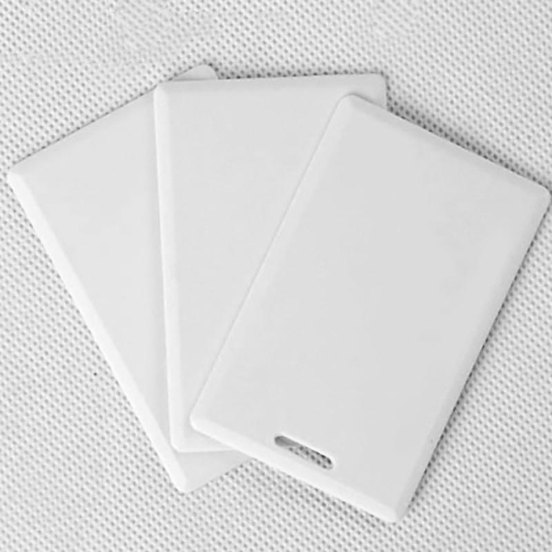Smart Access Control Card Thicker 125Khz RFID T5577 Rewritable Access Control Accessories Durable Rewriten Door Access Card
