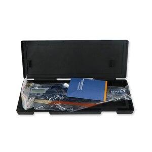 Image 5 - Shahe קליפר הדיגיטלי 150 mm אלקטרוני Vernier Caliper מיקרומטר Paquimetro דיגיטלי 150 mm Caliper נירוסטה