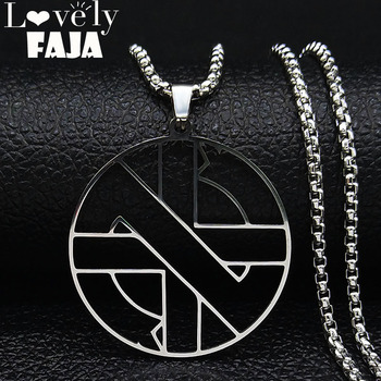 Astaroth Sigil Goetia Stainless Steel Chain Necklace Solomon Demon Seal Satan Sigil satanique patch PIN Jewelry colgante N3115 image