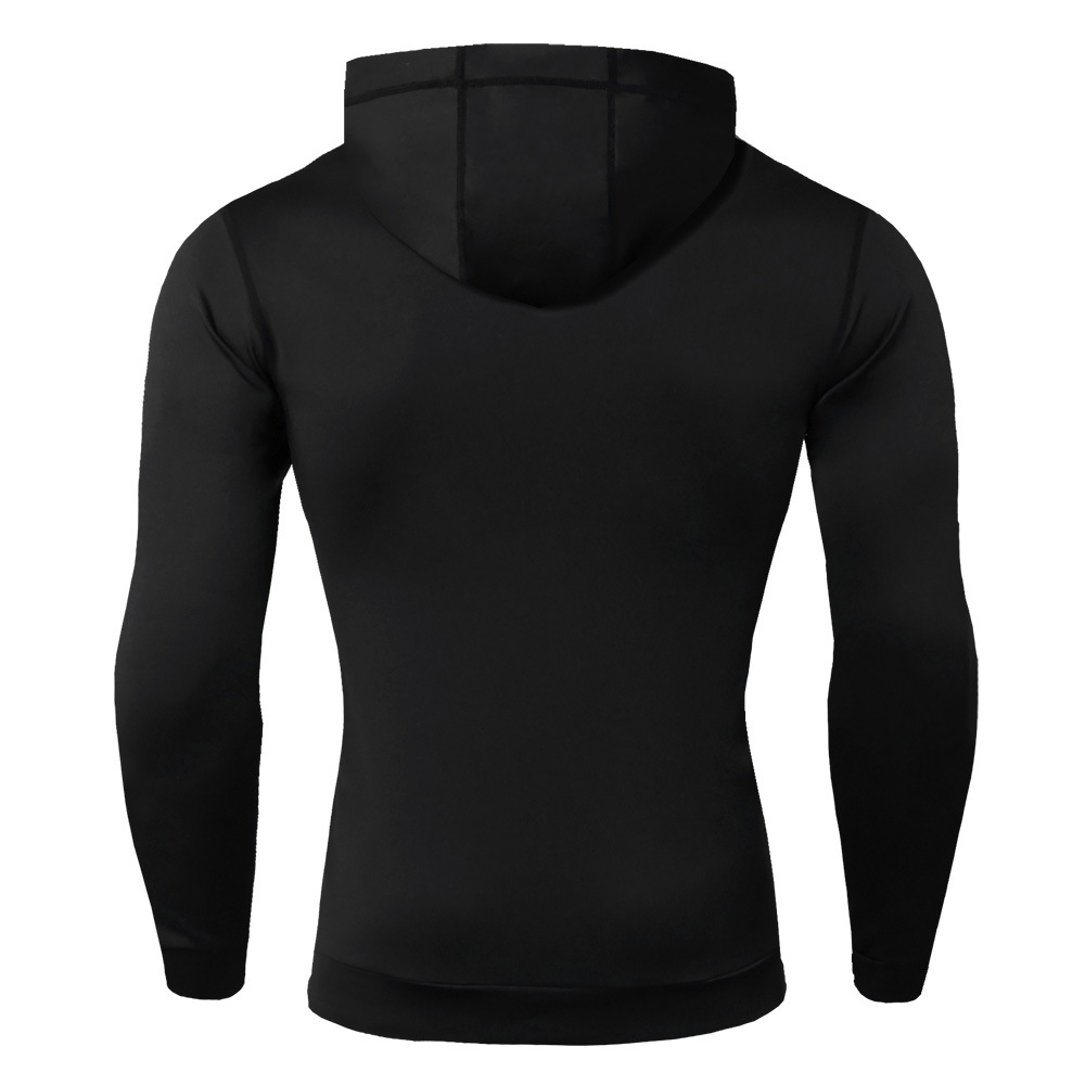 Casual Men's Sweater hoodie Autumn Fitness Jogging suit Breathable stretch tight CCCP Hoodie Long sleeve tracksuit Men clothing 2