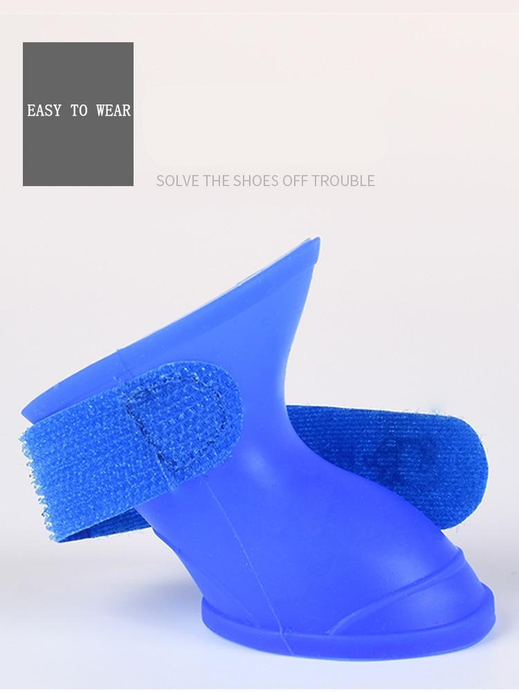 Silikon Köpek Ayakkabısı