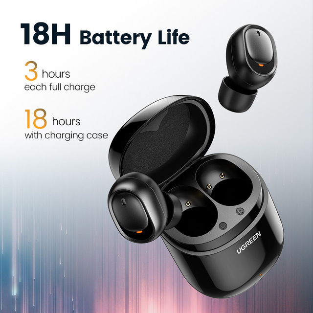 Bluetooth Earphone 5.0 TWS True Wireless Earbuds Stereo Gaming quality