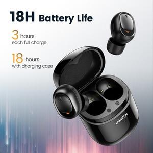Image 4 - Ugreen TWS casque Bluetooth écouteurs véritable sans fil stéréo écouteurs dans loreille casque écouteurs pour Sport TWS Bluetooth casque