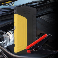 Gkfly Hoge Capaciteit 12V Auto Jump Starter Power Bank 600A Draagbare Uitgangspunt Apparaat Auto Batterij Booster Oplader Buster Auto starter