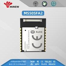 Smallest size nRF52832 module Ceramic Chip antenna wireless long range transmitter module 2.4ghz module