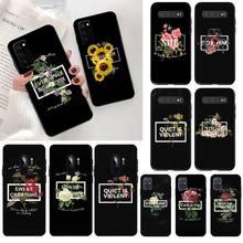 Tatuagens do One Direction Harry Styles Phone Case Capa for Samsung S20 plus Ultra S6 S7 edge S8 S9 plus S10 5G lite 2020