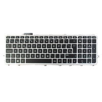 Spanish Layout PC Laptop Keyobard Replacement for HP ENVY 15 j110la 17 j150la 15 j005ss Laptop Keyboard Brand New