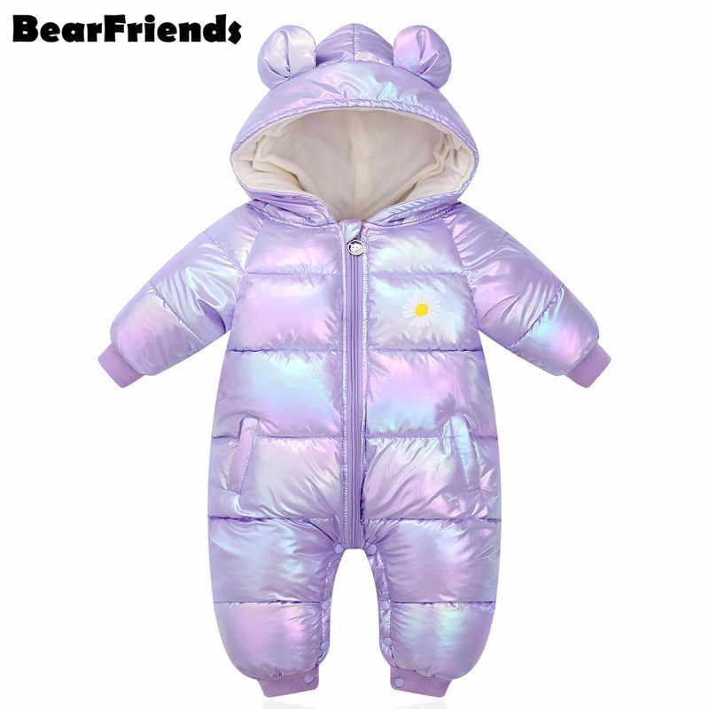 NCONCO Herbst Winter Neugeborene Baby Strampler Kleinkind Jumpsuit Body mit M/ütze f/ür 3 24 Monate Babys Jungen M/ädchen