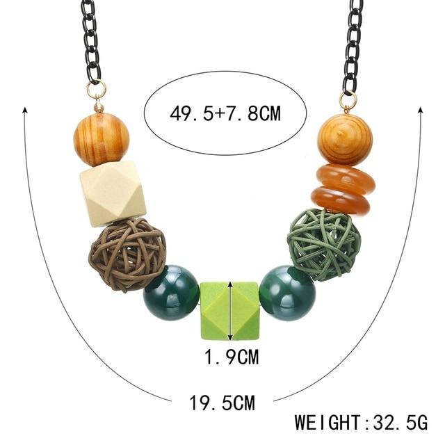 ожерелье и подвески для женщин массивное винтажное ожерелье фотография